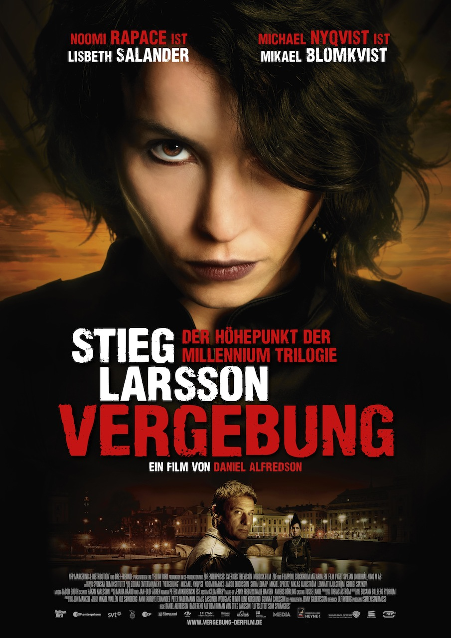 Stieg Larsson Verblendung Film