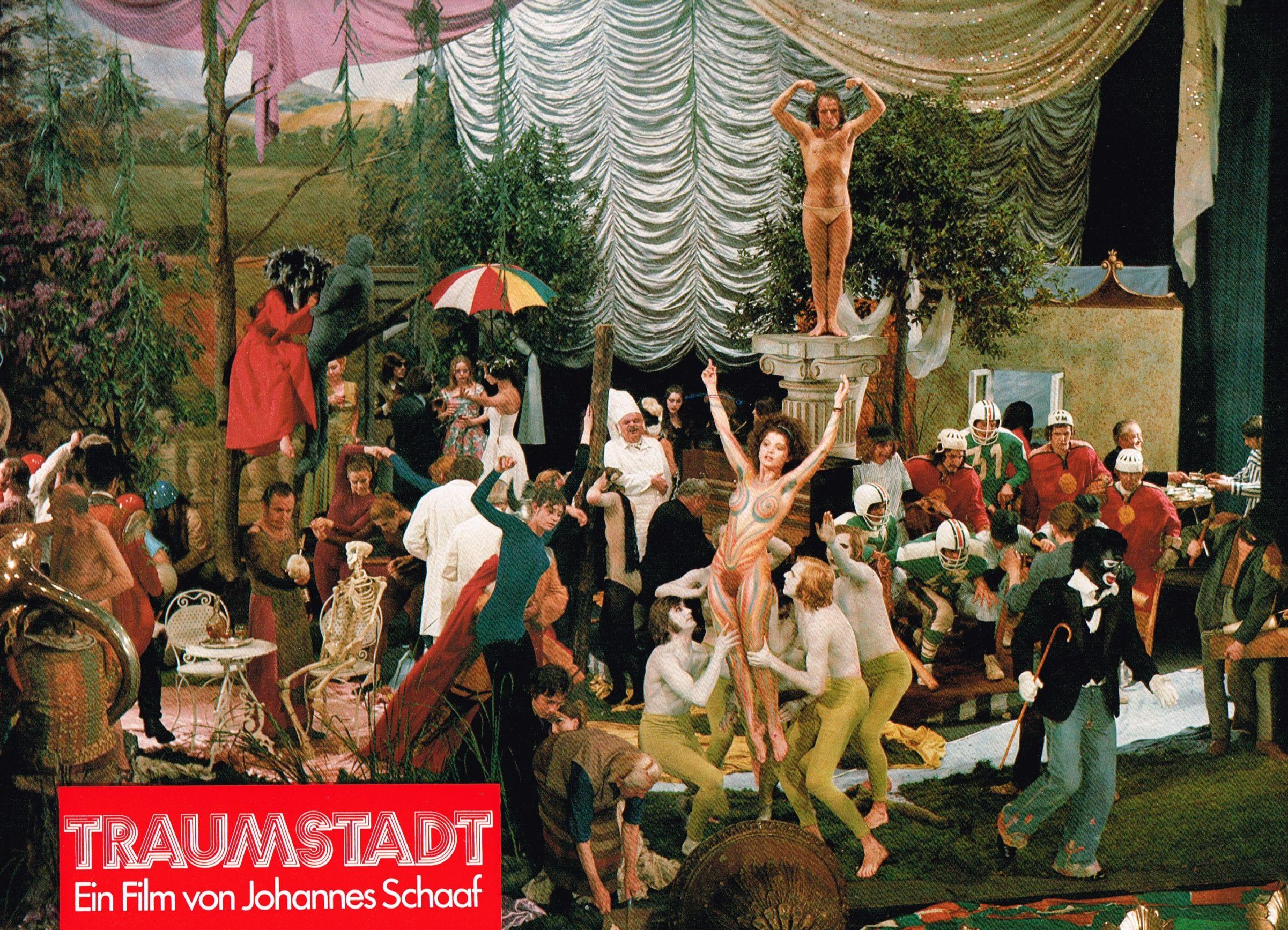 Traumstadt Film