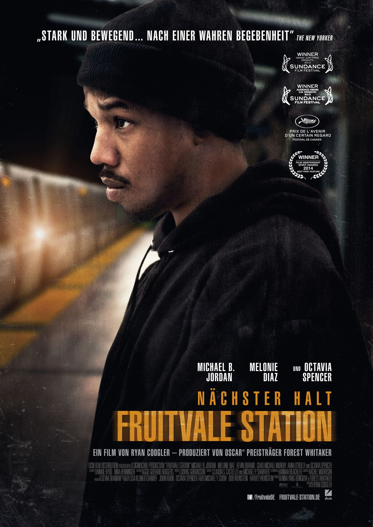 Estación Fruitvale (Fruitvale Station)